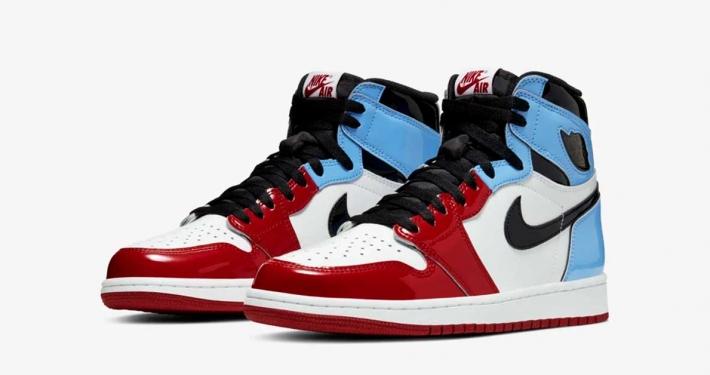 Nike Air Jordan 1 High Fearless CK5666-100