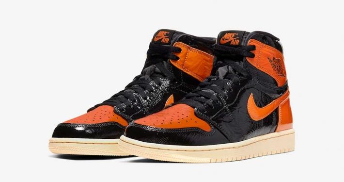 Nike Air Jordan 1 High Shattered 555088-028