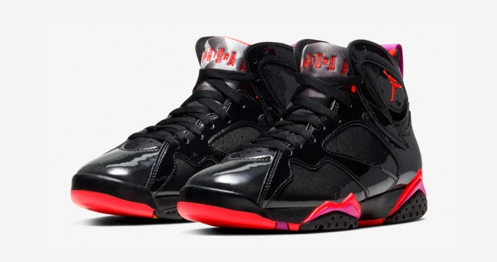 Nike Air Jordan 7 Retro Black Gloss