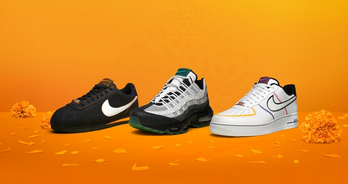 Nike Day of The Dead Pack