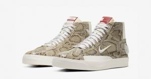 Soulland x Nike SB Blazer Mid Mon.day