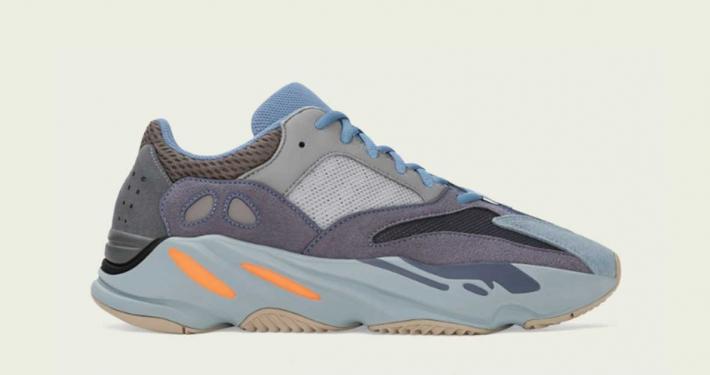 Adidas Yeezy Boost 700 Carbon Blue FW2498