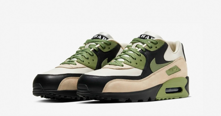 Nike Air Max 90 Lahar Escape Grøn
