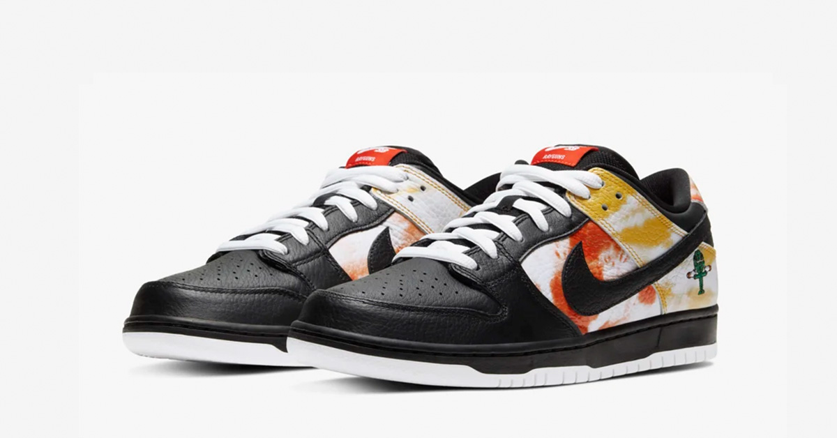 Nike SB Dunk Low Roswell Rayguns