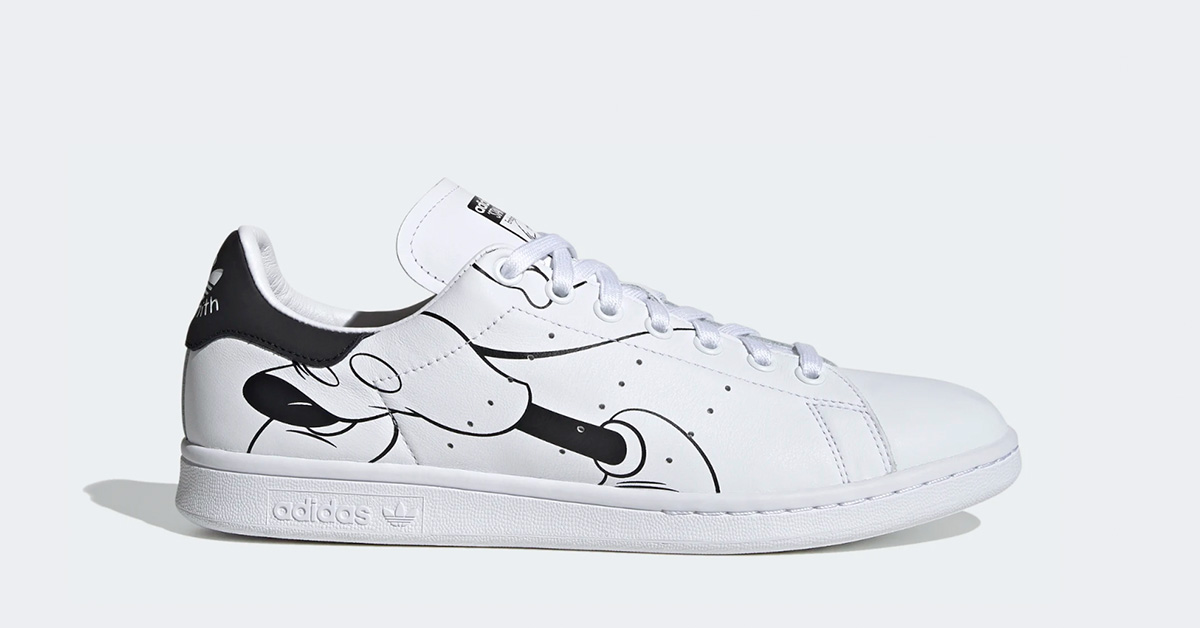 Adidas Stan Smith Mickey Mouse FW2895