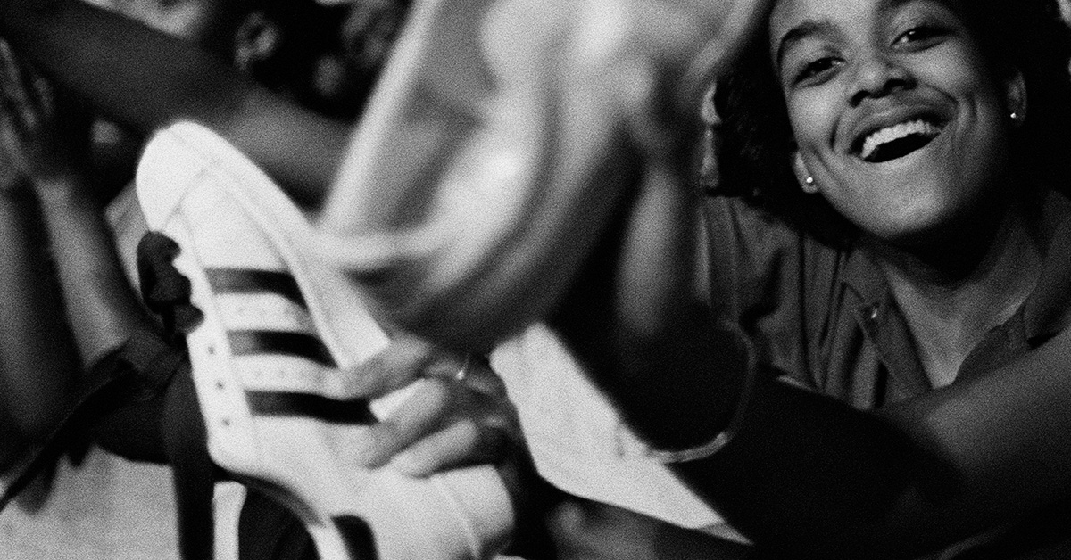 Adidas Superstar 50 år