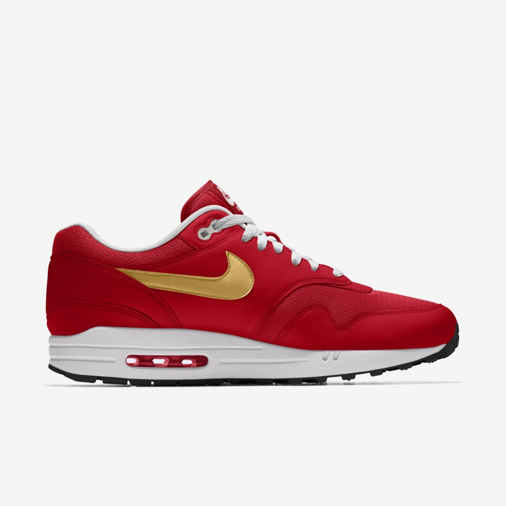 Liverpool FC x Nike Air Max 1 HOME