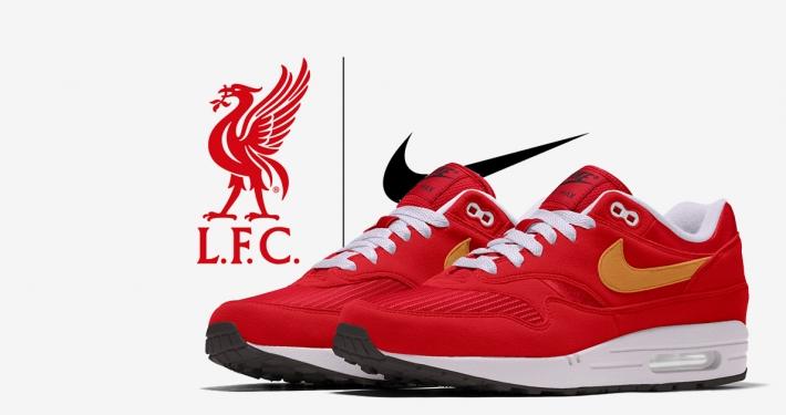 Liverpool FC x Nike Sneakers