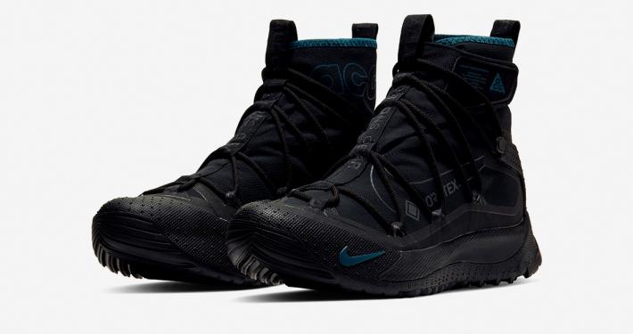 Nike ACG Zoom Terra Antarktik Sort BV6348-001