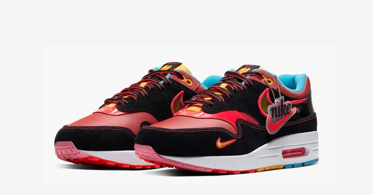 Nike Air Max 1 Chinese New Year CU6645-001