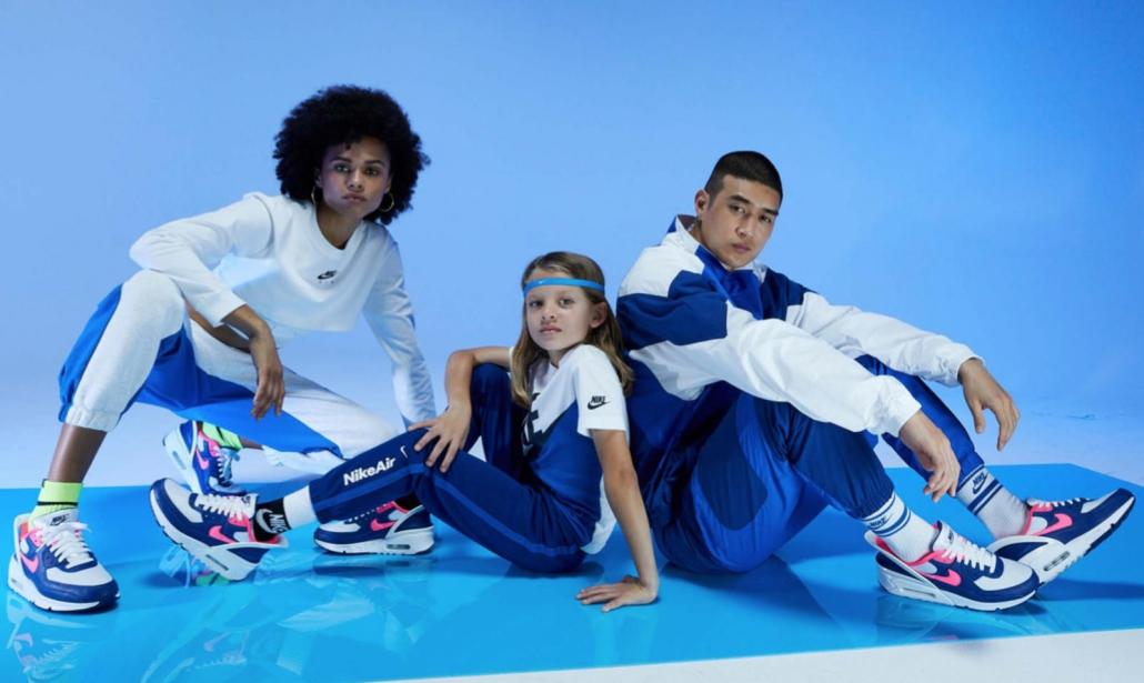 Nike Air Max 90 FlyEase til Børn