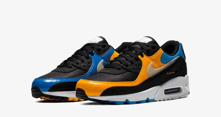 Nike Air Max 90 Hard Workers Pack Shanghai