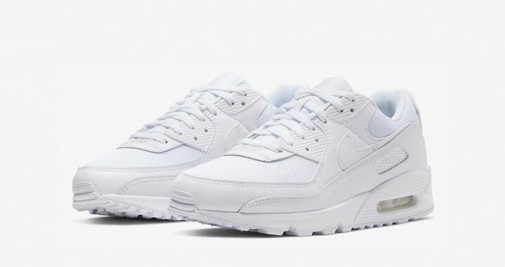 Nike Air Max 90 Hvid CN8490-100