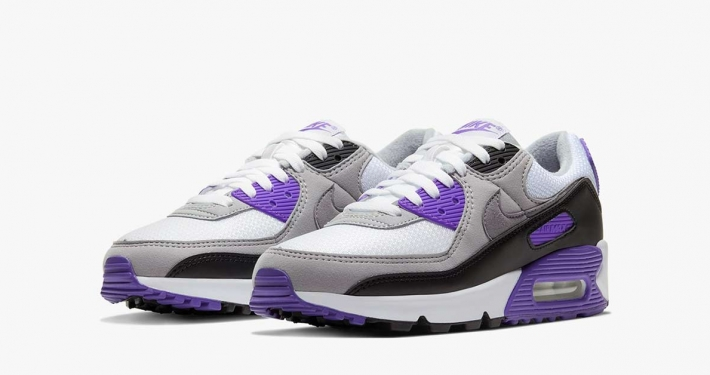 Nike Air Max 90 Lilla til Kvinder Cd0490
