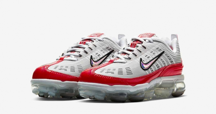 Nike Air VaporMax 360 University Red CK2719-001