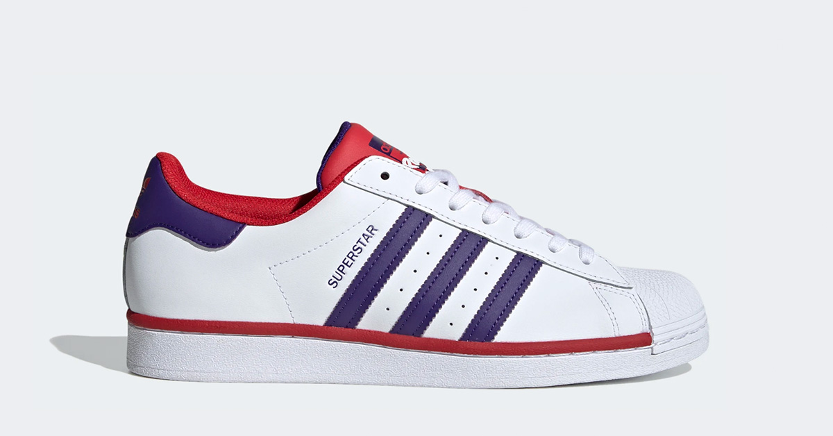 Adidas Superstar From the Courts Hvid FV4189