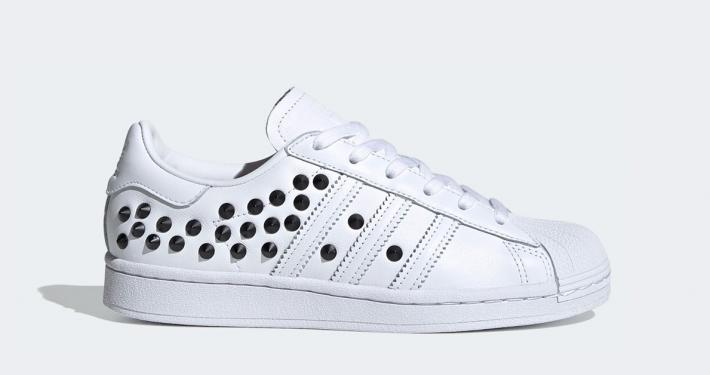 Adidas Superstar Spikes Hvid til kvinder FV3344