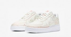 Nike Air Force 1 LX Schematic til Kvinder