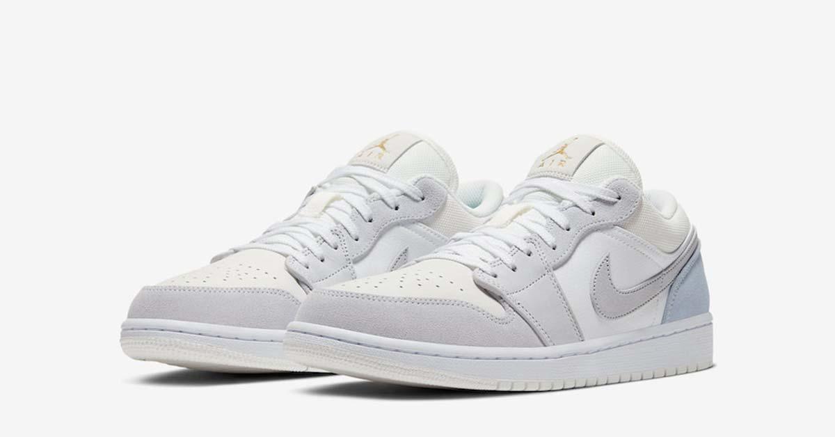 Nike Air Jordan 1 Low Paris CV3043-100
