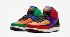 Nike Air Jordan 2 Multi til Kvinder