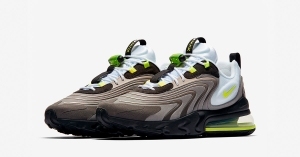 Nike Air Max 270 React ENG Neon CW2623-001