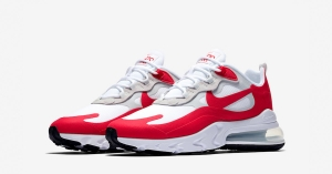 Nike Air Max 270 React University Red CW2625-100