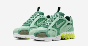 Nike Zoom Spiridon Caged Grøn CW5376-301