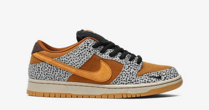 Nike SB Dunk Low Safari CD2563-002