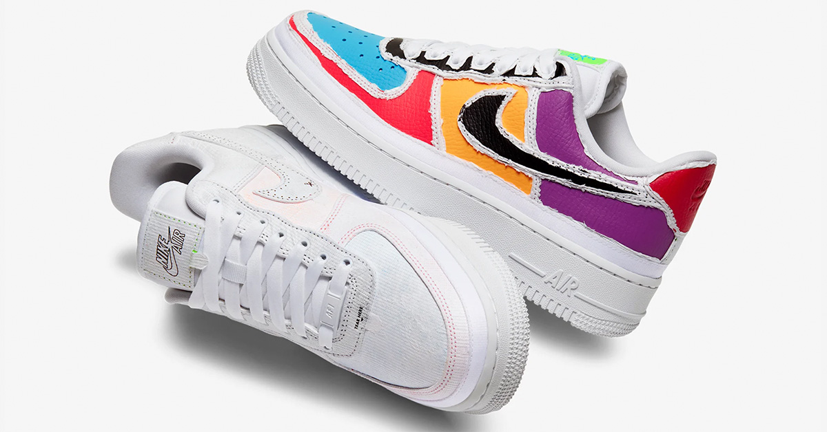 Nike Air Force 1 Low Reveal