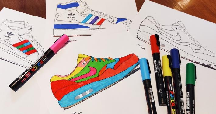 Sneaker Malebog