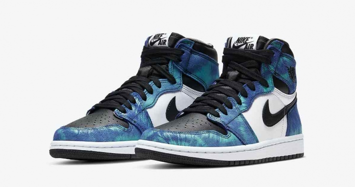 Nike Air Jordan 1 Tie-Dye CD0461-100