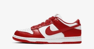 Nike Dunk Low University Red CU1727-100​​​​​​​