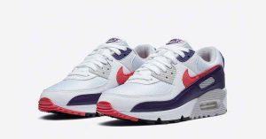 Nike Air Max III Eggplant CW1360-100