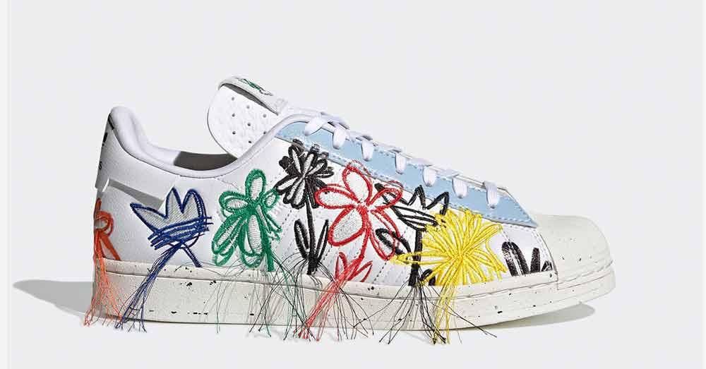 Sean Wotherspoon x Adidas Superearth Superstar FZ4724
