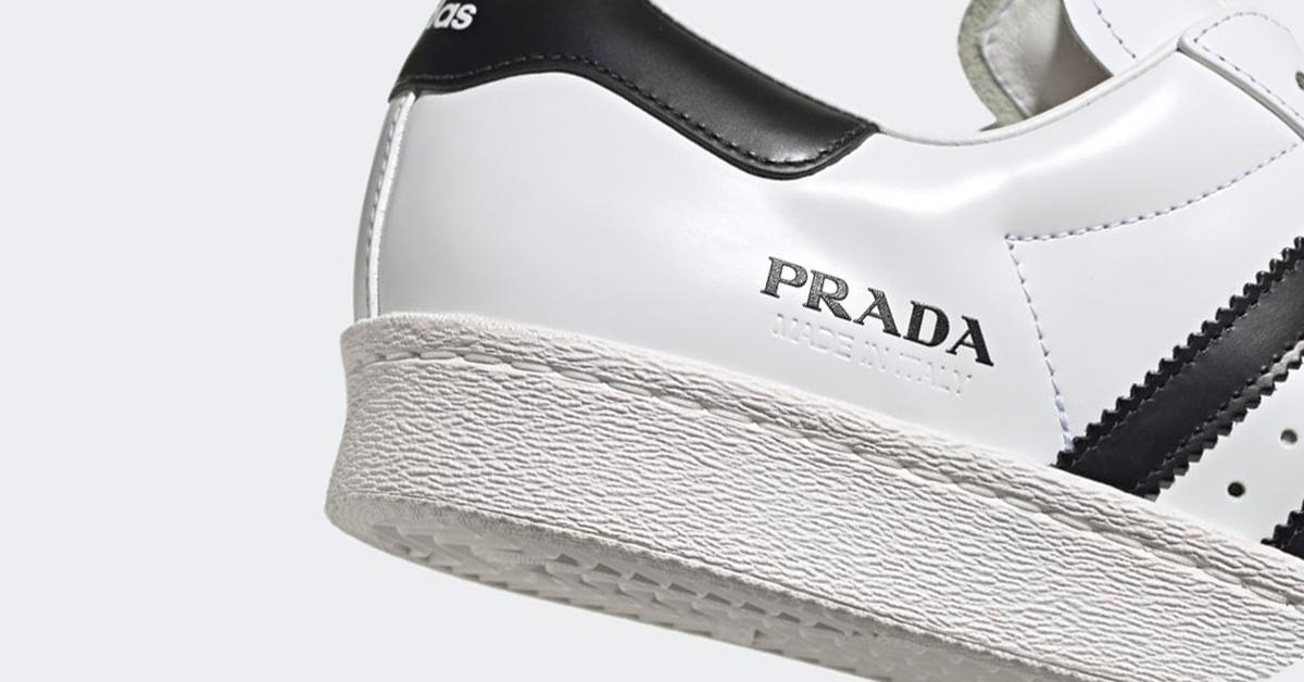 Adidas Prada Superstar
