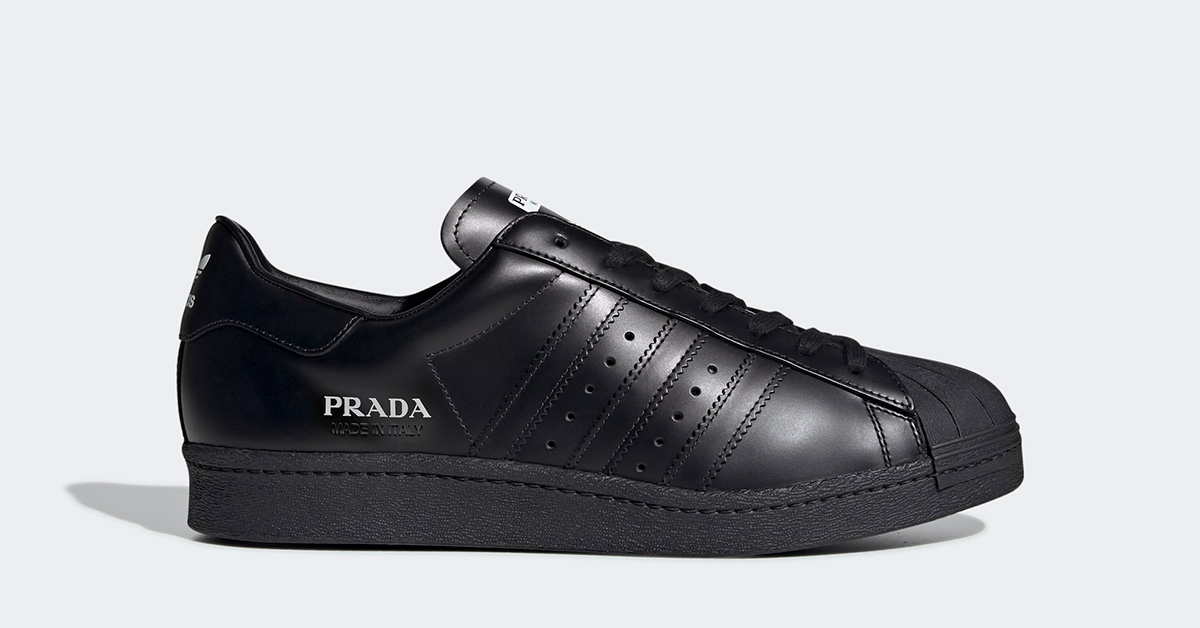 Adidas Prada Superstar Sort