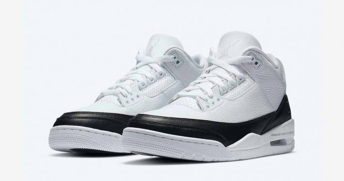 Fragment x Nike Air Jordan 3 DA3595-100