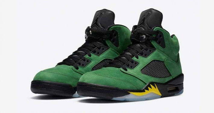 Nike Air Jordan 5 Oregon CK6631-307