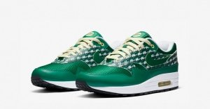Nike Air Max 1 Powerwall Limeade CJ0609-300