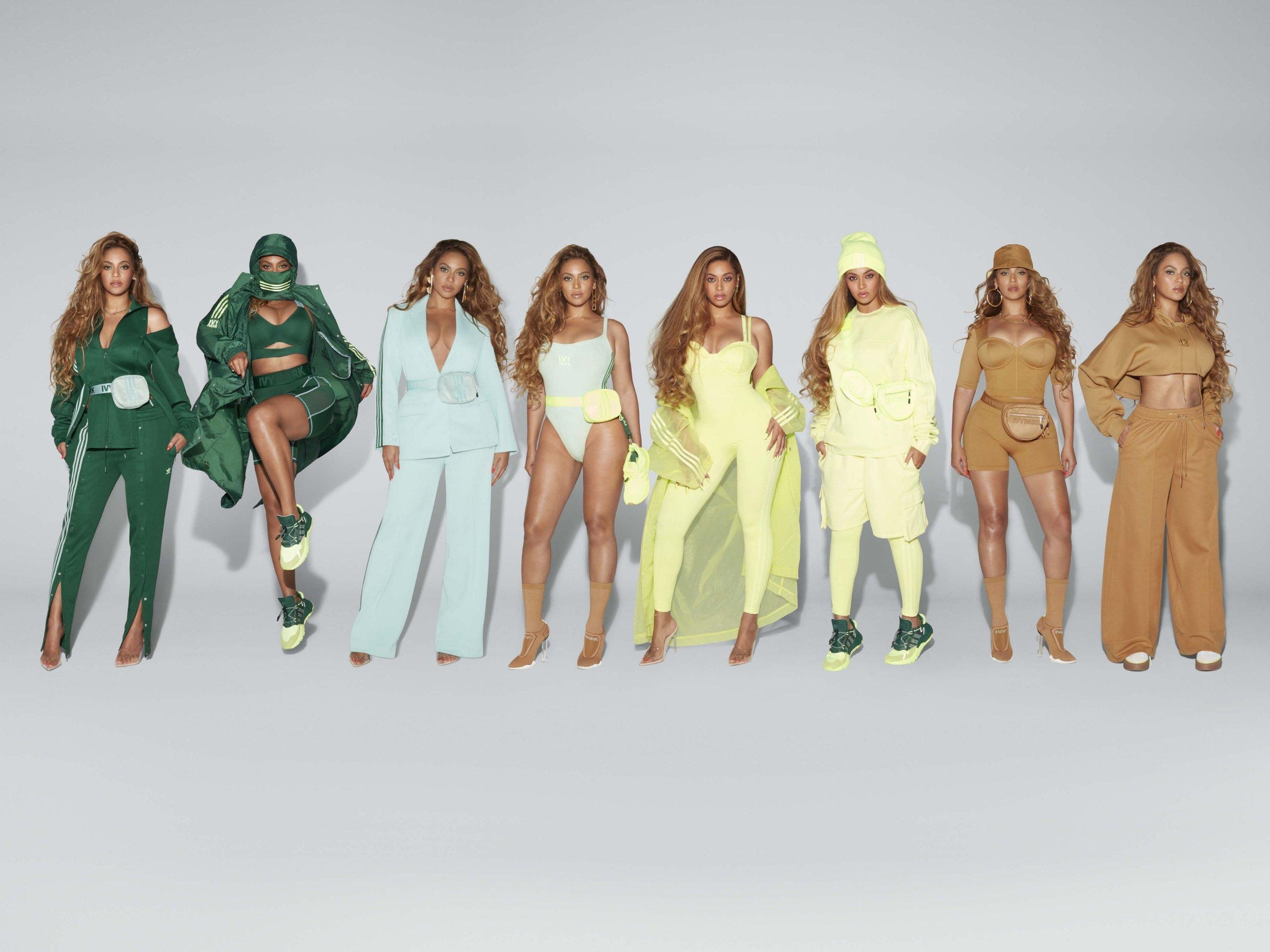 Beyoncé's Ivy Park kollektion Efterår/Vinter 2020