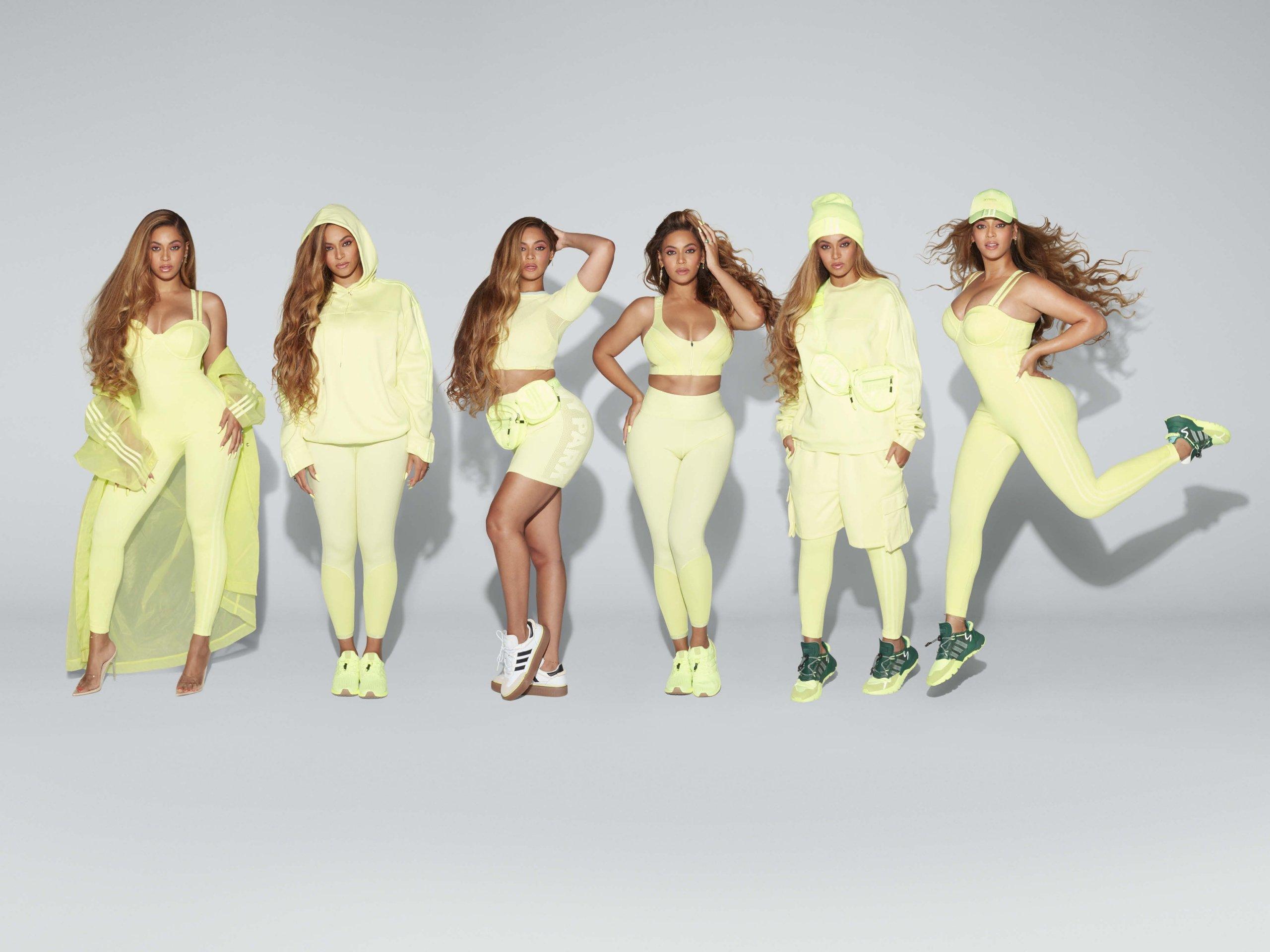 Beyoncé IVY PARK Sneakers