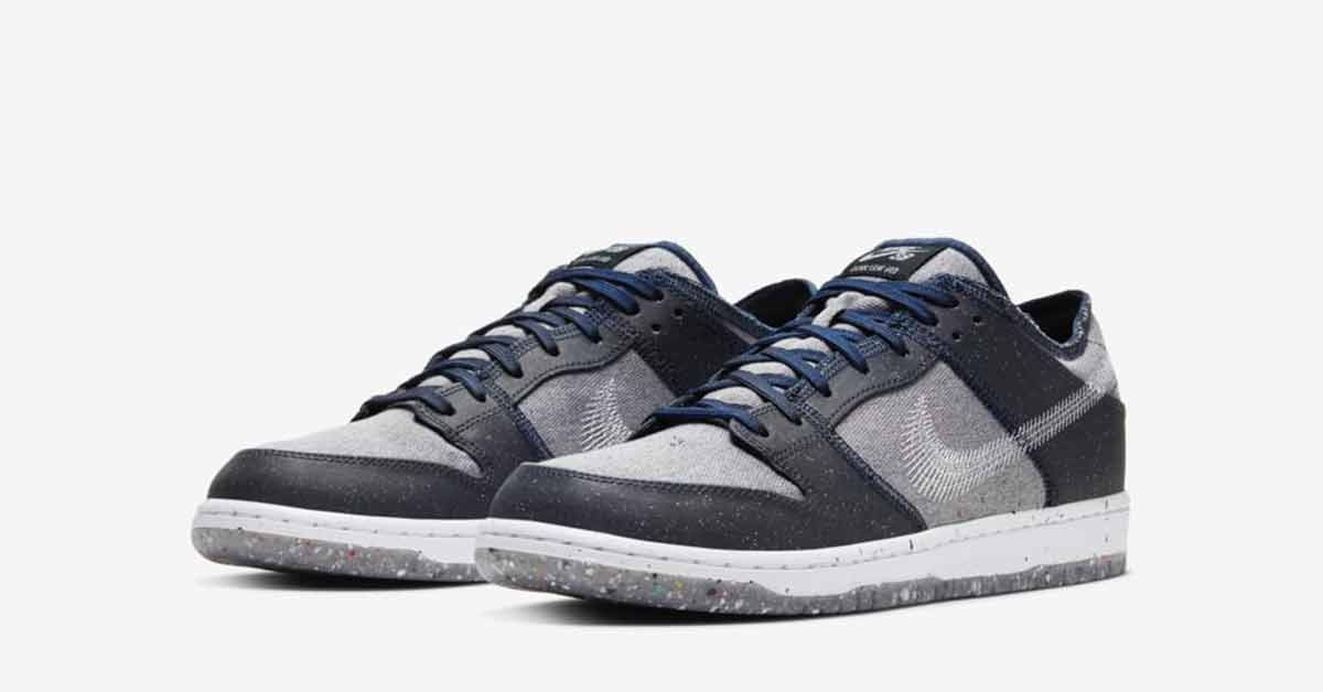 Nike SB Dunk Low Crater CT2224-001