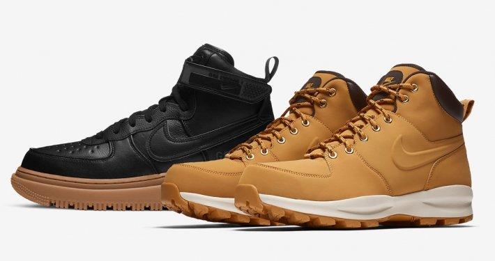 Nike Vinterstøvler