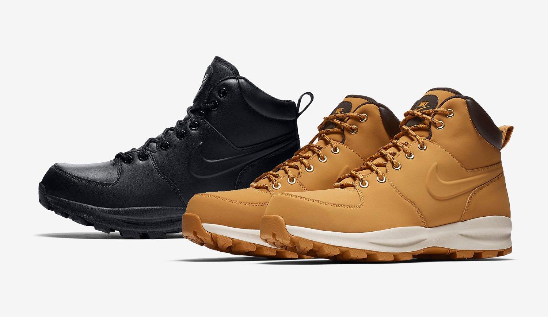 Nike Vinterstøvler - Varme og vandafvisende
