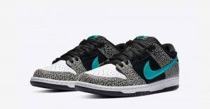 Nike SB Dunk Low Elephant BQ6817-009