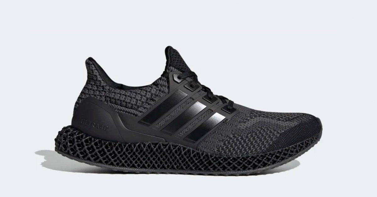 Adidas Ultra 4D 5 Sort G58160