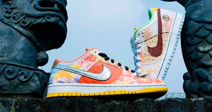 Nike SB Dunk Street Hawker