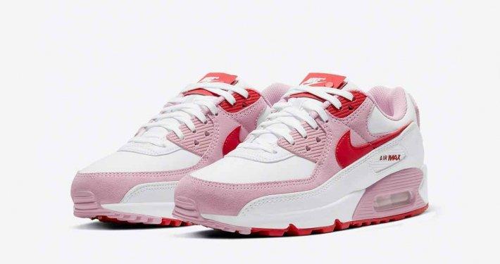 Nike Air Max 90 Valentines Day DD8029-100