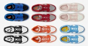 Flere nye Nike Dunks i januar 2020