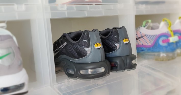 Unboxing Nike Air Max Plus Repair